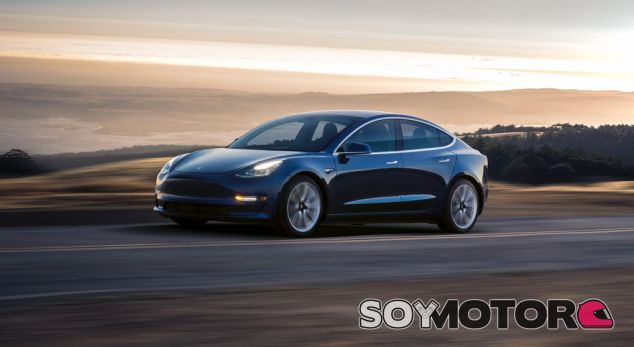 Tesla Model 3 Performance - SoyMotor.com