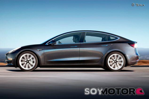 Tesla lo consigue: produce 5.000 Model 3 en una semana - SoyMotor.com