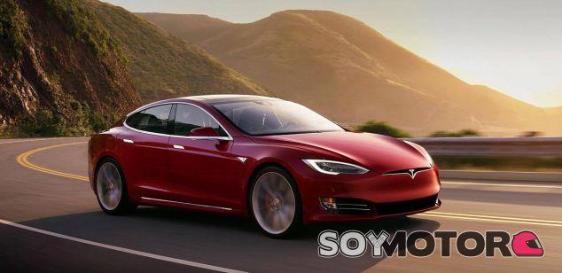 Tesla Model S – SoyMotor.com