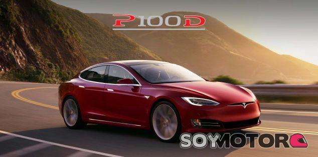 Tesla presenta el Model S P100D como el coche elétrico más rápido y con mayor autonomía del mundo - SoyMotor