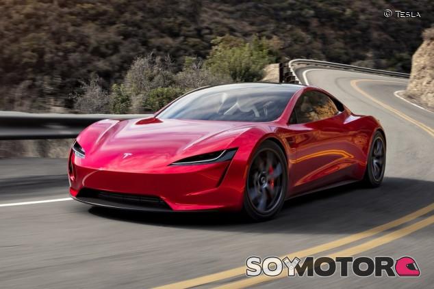 Tesla Roadster: no comenzará a producirse hasta 2022 - SoyMotor.com