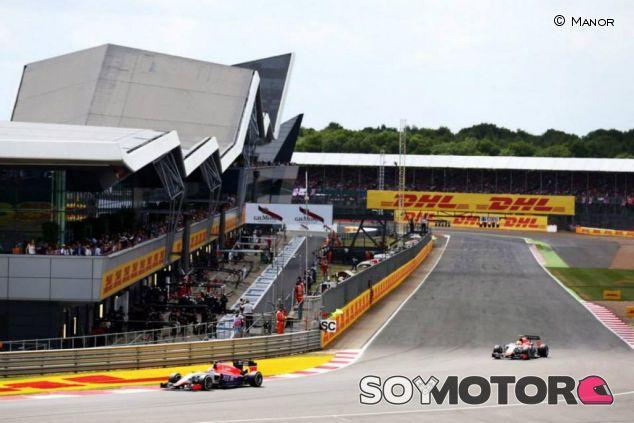 Los test de Silverstone estarán abiertos al público - LaF1