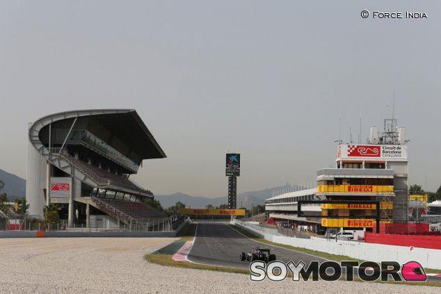 El Circuito de Barcelona-Catalunya verá rodar por primera vez a los coches de Haas - LaF1