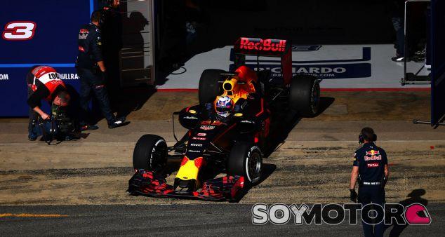 Ricciardo será el primero en probar el RB13 - SoyMotor.com