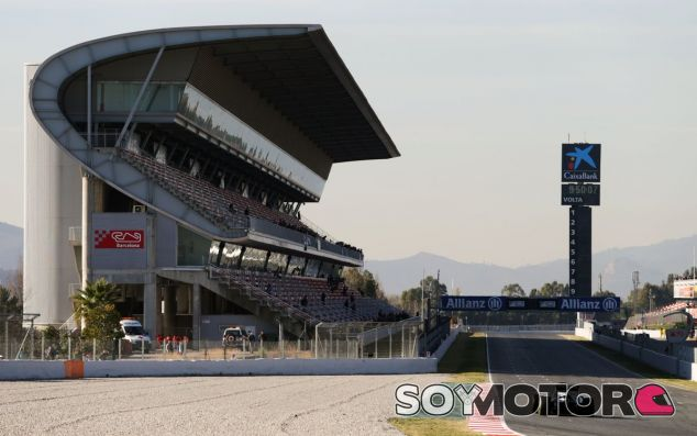 Force India en los test de Barcelona de 2016 - SoyMotor.com