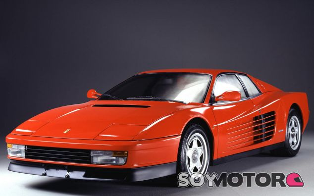 Ferrari Testarossa - SoyMotor.com