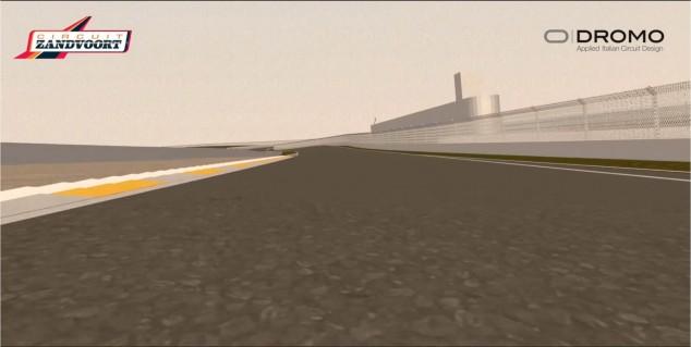 Vuelta virtual al 'nuevo' Zandvoort que recibirá la F1 en 2020 - SoyMotor.com
