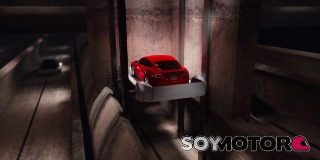 Así son los túneles futuristas de The Boring Company, lo nuevo de Elon Musk - SoyMotor.com