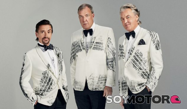 Jeremy Clarkson, James May y Richard Hammond no tienen asegurado su futuro - SoyMotor