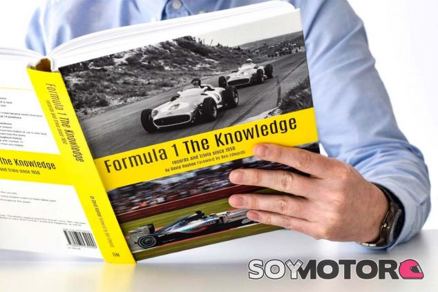 Formula 1 The Knowledge - SoyMotor