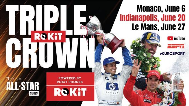 The Race organiza la 'Triple Corona Virtual' antes del regreso de la F1 - SoyMotor.com
