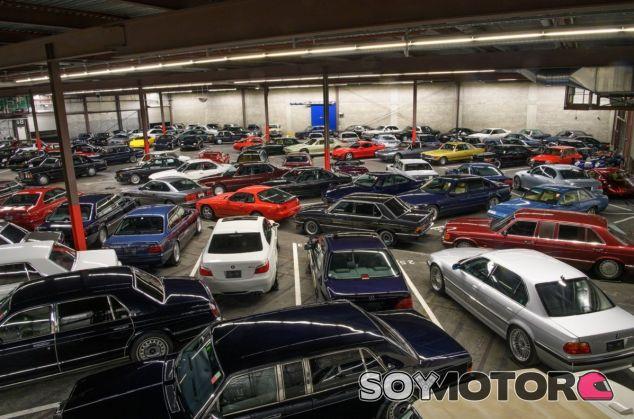 The Youngtimer Colection: 140 coches de los 80, 90 y 2000, a subasta - SoyMotor.com