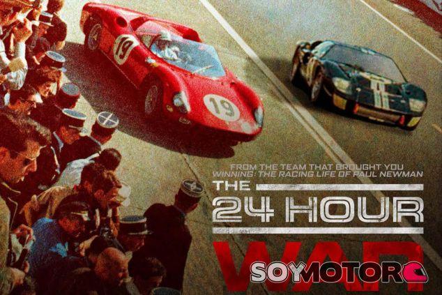 Uno de los duelos más recordados de las 24 Horas de Le Mans llega a la gran pantalla - SoyMotor