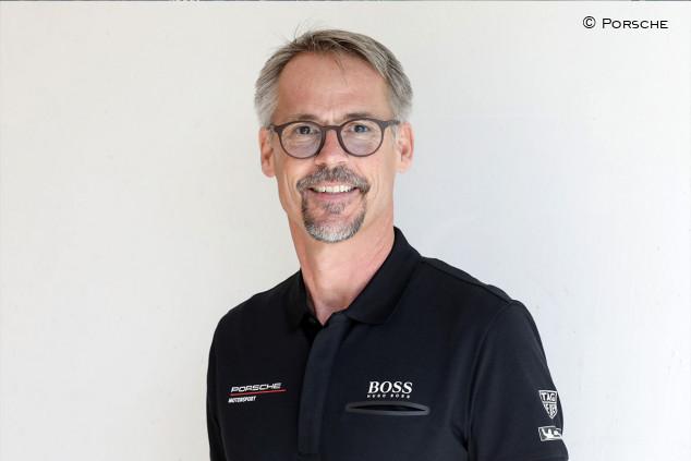 Thomas Laudenbach, nuevo director de competición de Porsche - SoyMotor.com