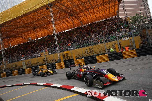 Ticktum en acción en el Circuito da Guia - SoyMotor