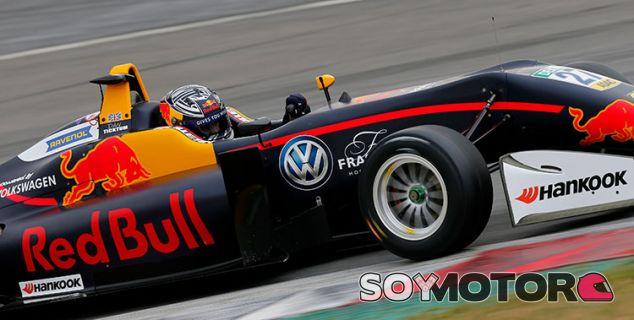 Daniel Ticktum en el Red Bull Ring –SoyMotor.com