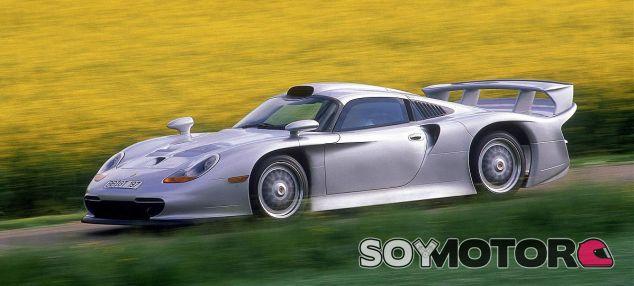 EL Porsche 911 GT1 es uno de los carrera cliente de Le Mans más conocido entre los aficionados -SoyMotor