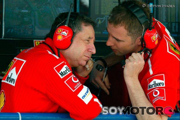 Jean Todt y Stefano Domenicali en Italia - SoyMotor.com