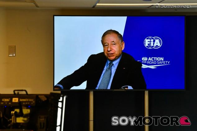 La FIA toma el coronavirus como oportunidad para reinventarse - SoyMotor.com