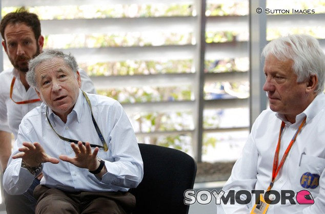 La FIA busca un sustituto para Whiting con la ayuda de los equipos - SoyMotor.com
