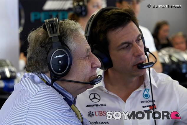 """Wolff, a favor de la rotación de circuitos en Fórmula 1: """"Es interesante"""" - SoyMotor.com"""