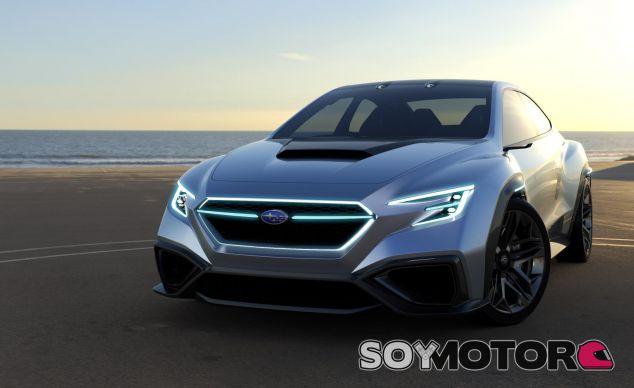 Subaru Viziv Performance Concept - SoyMotor