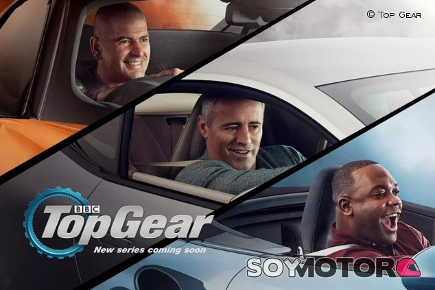 Apunta en el calendario, el 17 de febrero regresa Top Gear - SoyMotor.com