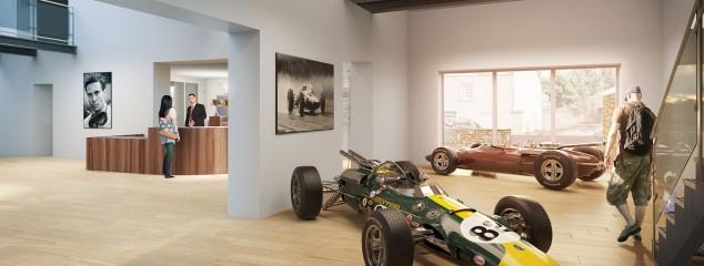 El 11 de julio se inagurará el museo en homenaje a Jim Clark – SoyMotor.com