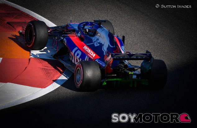 Brendon Hartley en Yas Marina - SoyMotor.com