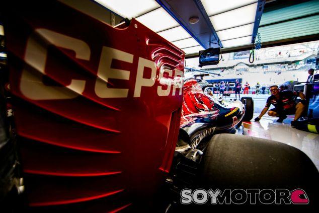 CEPSA dejará de ser patrocinador de Toro Rosso - LaF1