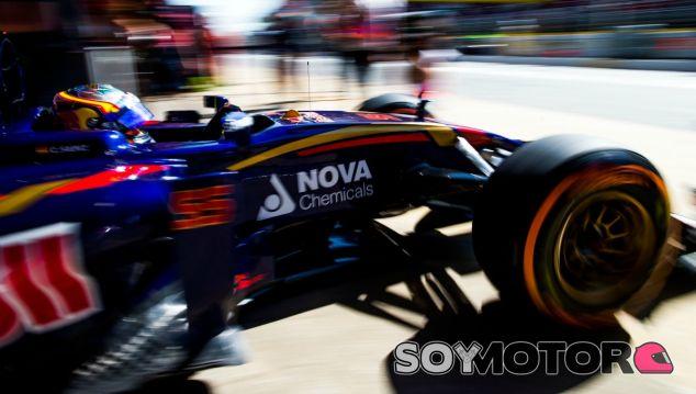 Toro Rosso se prepara para superar los crash test de la FIA - LaF1
