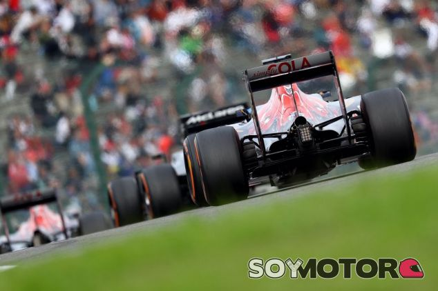 Toro Rosso en japón - LaF1