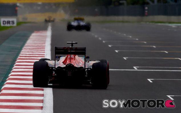 Toro Rosso en el GP de México - SoyMotor