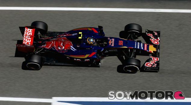 Toro Rosso presentará su nuevo coche en el Circuit de Barcelona-Catalunya - LaF1
