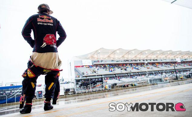 Carlos Sainz en Austin - LaF1