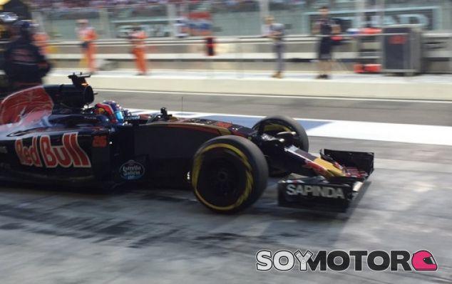 """Kvyat: """"Tras el parón, me dejé la piel en la pista y el equipo lo vio"""" - SoyMotor.com"""