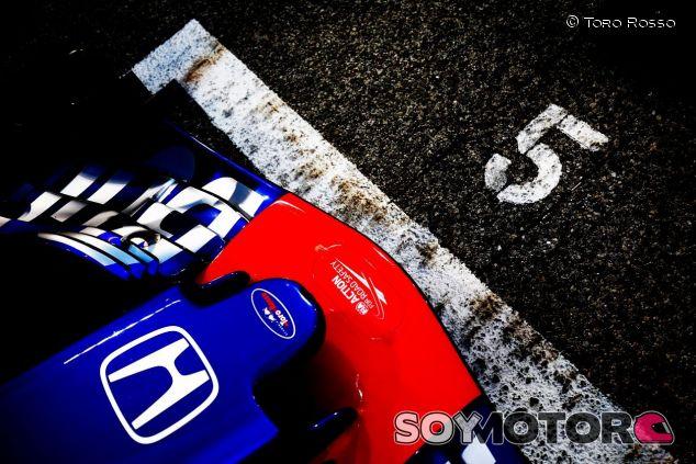 Logo de Honda y Toro Rosso – SoyMotor.com