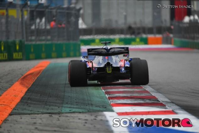 Toro Rosso en el GP de Rusia F1 2019: Viernes – SoyMotor.com