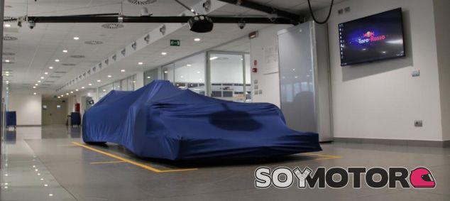 Toro Rosso revela la fecha de presentación del STR12 - SoyMotor.com