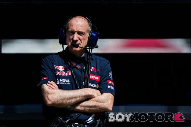 Franz Tost lamenta haber perdido puntos importantes - LaF1