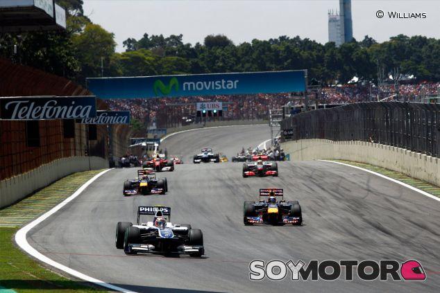 La Fórmula 1 perdió 50 millones de espectadores a finales del año pasado