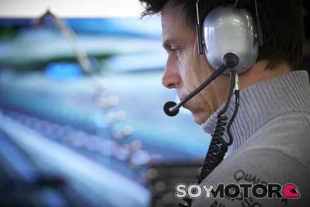 Toto Wolff vuelve a reclamar más minutos en televisión - LaF1