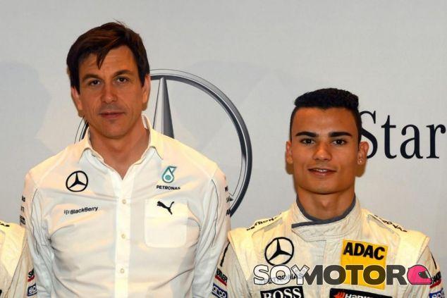 Toto Wolff alaba a la promesa de Mercedes, Pascal Wehrlein - LaF1