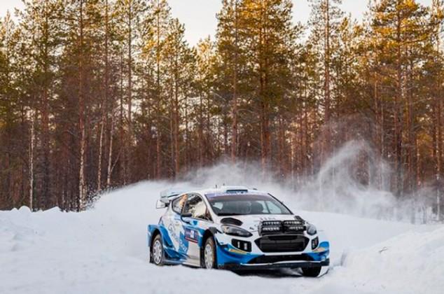El absurdo abandono de Touhino en el Arctic Rally: accidente en la sauna - SoyMotor.com