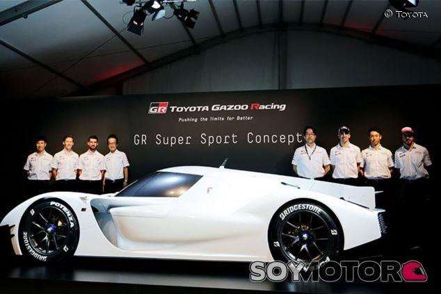 El prototipo de hypercar de Toyota - SoyMotor.com