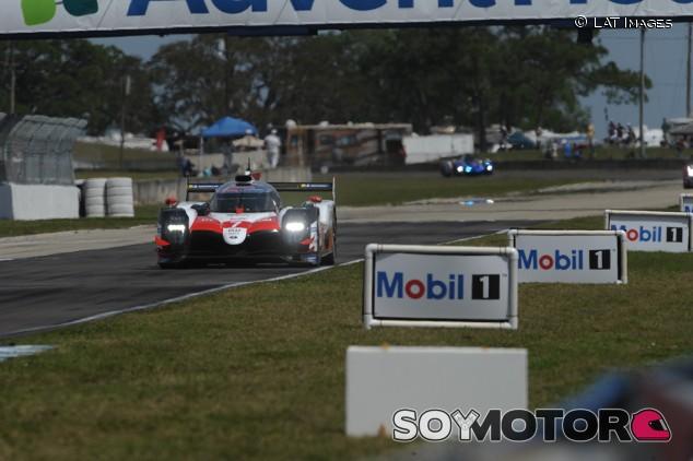 El Toyota 7 da un paso al frente en los Libres 3 de Sebring; Alonso 2º - SoyMotor.com
