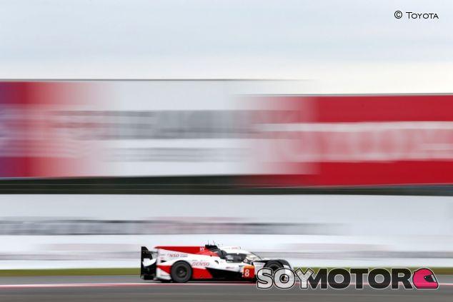 Toyota número 8 en Fuji - SoyMotor.com