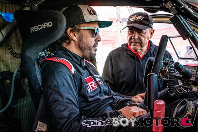 "Toyota, tras la Lichtenburg 400: ""Alonso tiene la velocidad"" - SoyMotor.com"