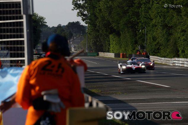 Toyota TS050 8 en Le Mans - SoyMotor