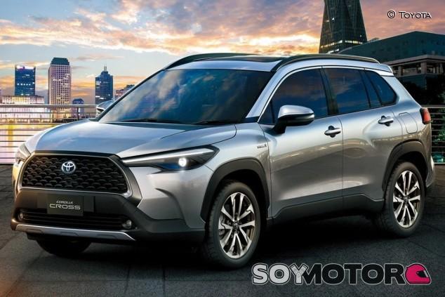 El Corolla Cross será destinado a países emergentes - SoyMotor.com